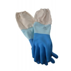 Guantes latex apicultor