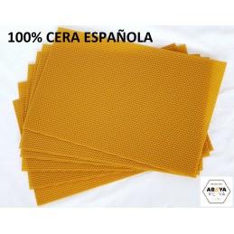 Cera dadant 100% española